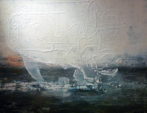 Schilderij Greetje Baars