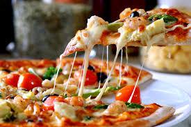 29 juni: pizzaoverleg sport en chillplekken