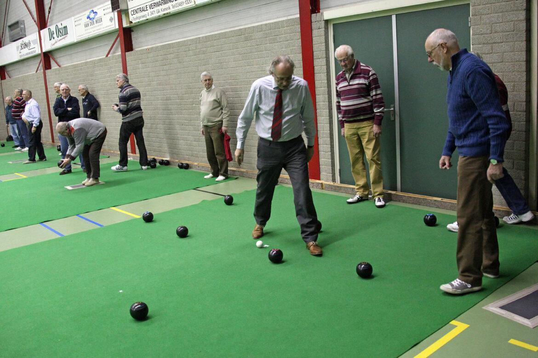 Bowls voor senioren