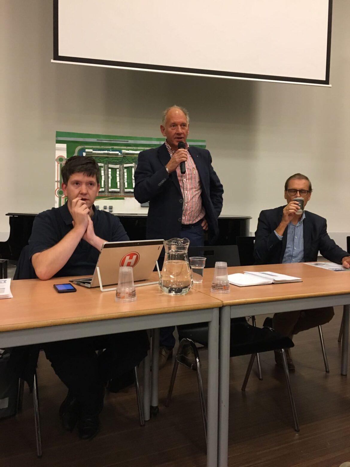 17 september wijkvergadering: Gardameer, Veluwemeer en bouwprojecten