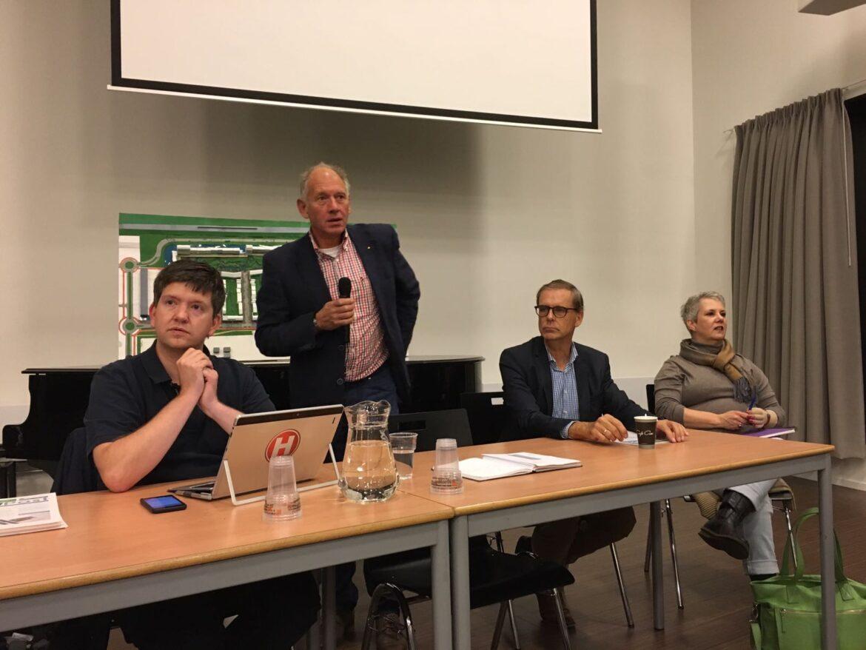 Wijkvergadering met updates over Steinhagenseweg, Snellerpoort, Veluwemeer, Woerden Wijzer en meer