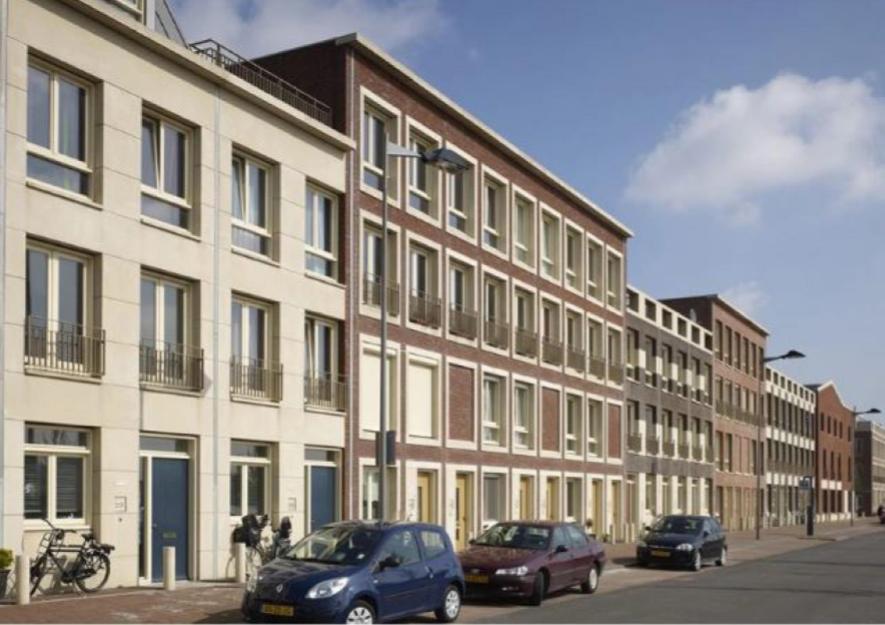 Zo gaat Snellerpoort eruitzien: een moderne stationswijk