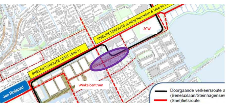 Gemeente organiseert online bijeenkomst over aanpassing Steinhagenseweg