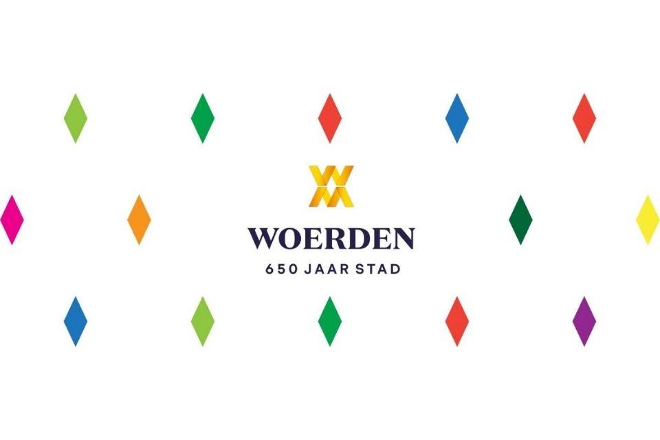 In 2022 650 jaar stad Woerden