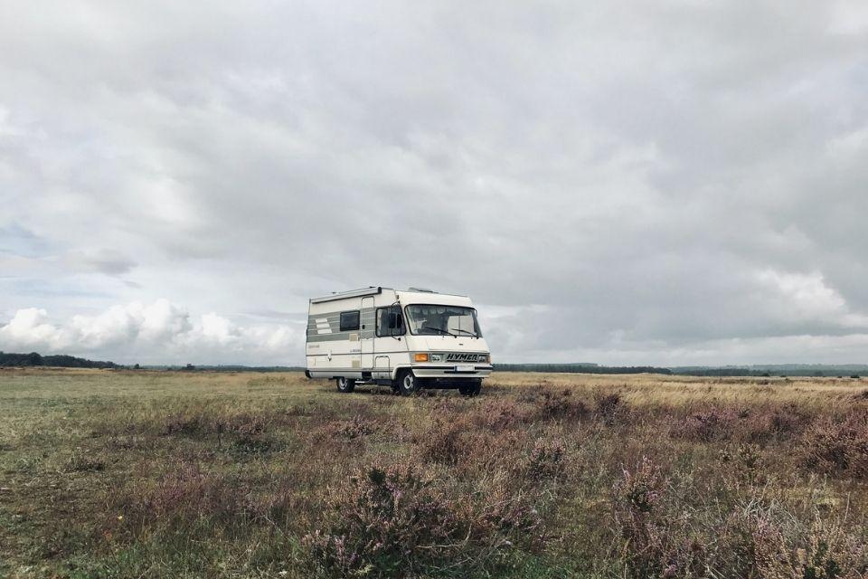 Gemeentelijk besluit opheffen camperplekken